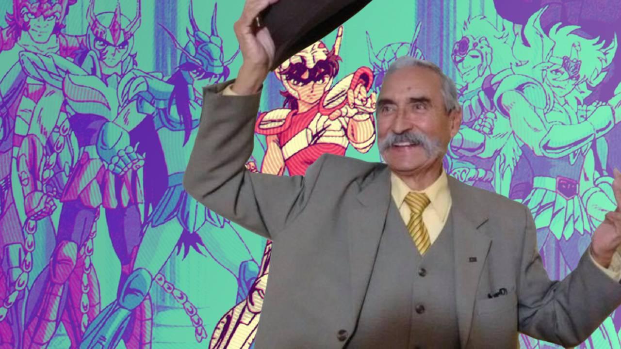 Doblaje Saint Seiya Los Caballeros del Zodiaco Raúl de la Fuente