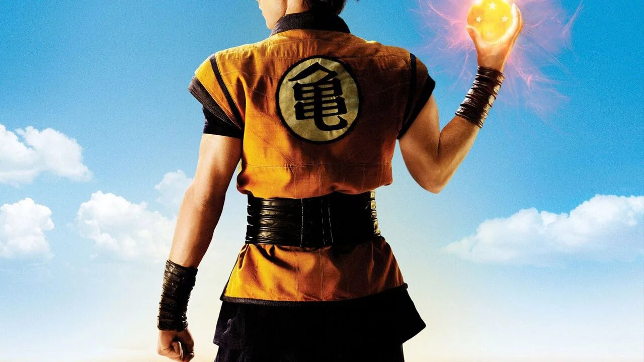 dragon ball live action fan made