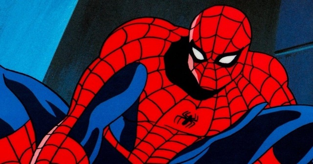 Spider-Man The Animated Series Marvel Series Spider-Man Disney+