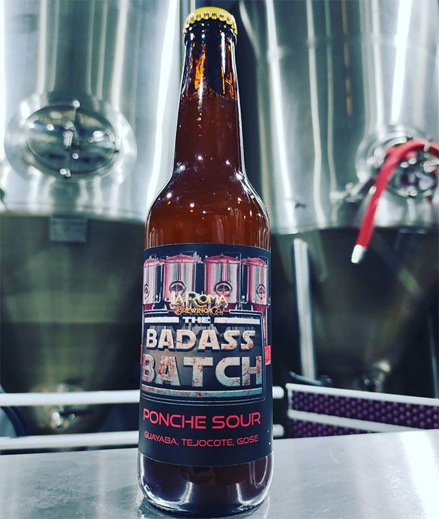 Star Wars Badass Batch cerveza mexicana Ponche Sour