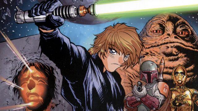 star wars manga japón tributo