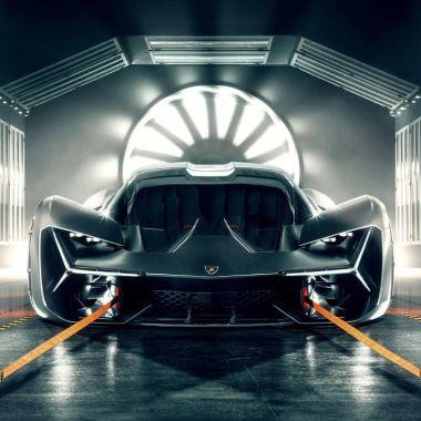 Primer Automóvil Eléctrico Lamborghini 2025