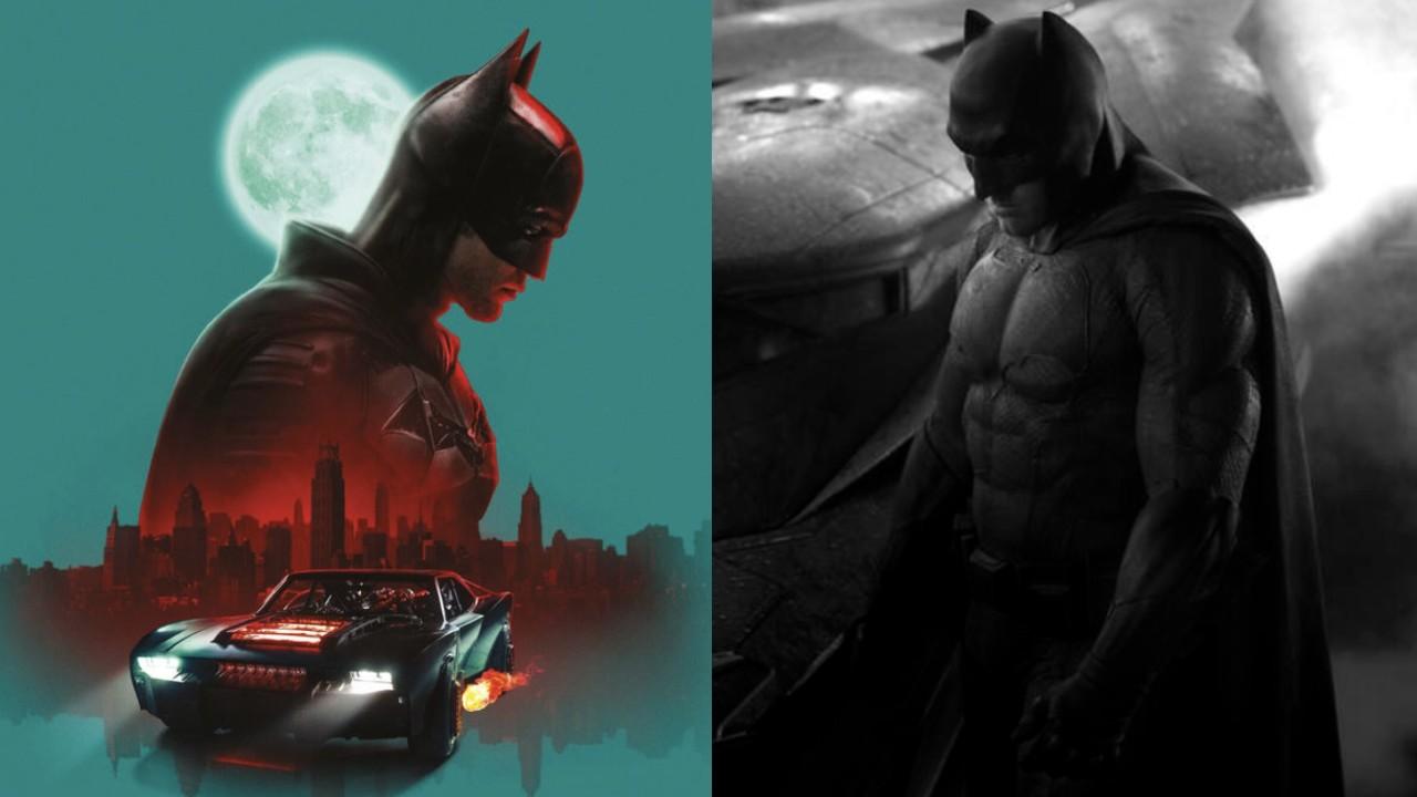 batman robert pattinson poster 2022 dc comics