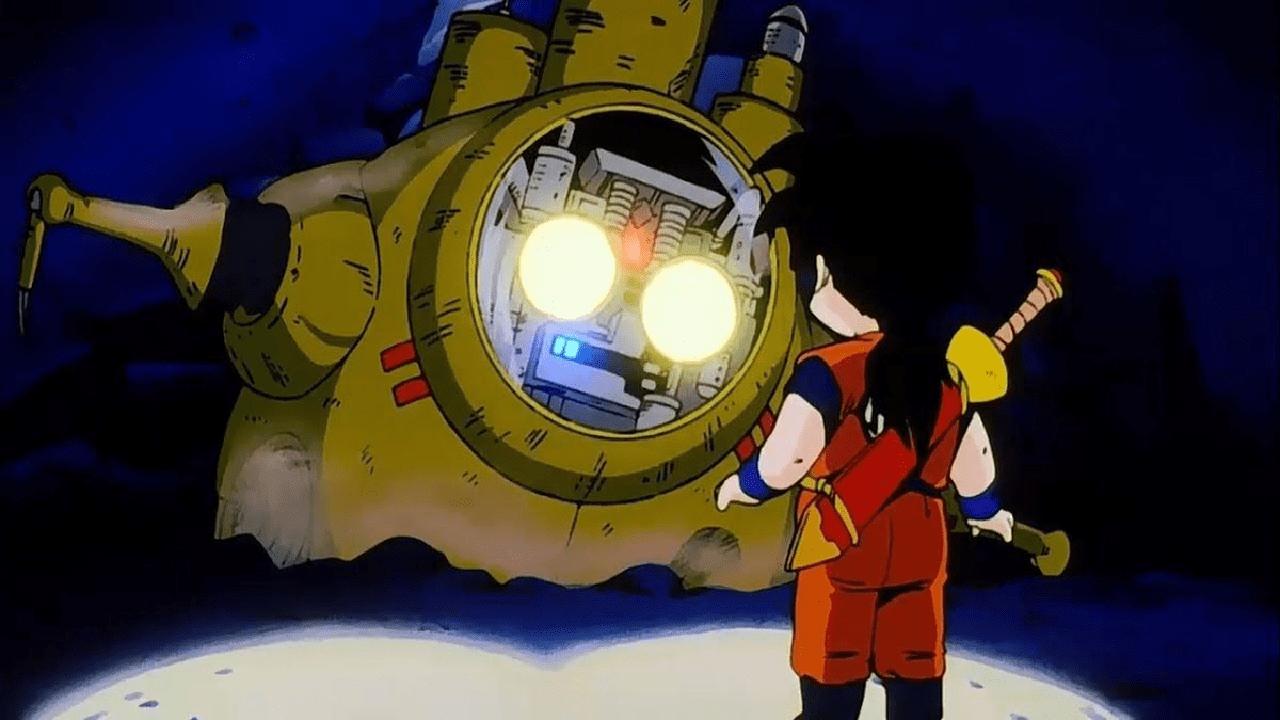 dragon ball señor robot relleno anime