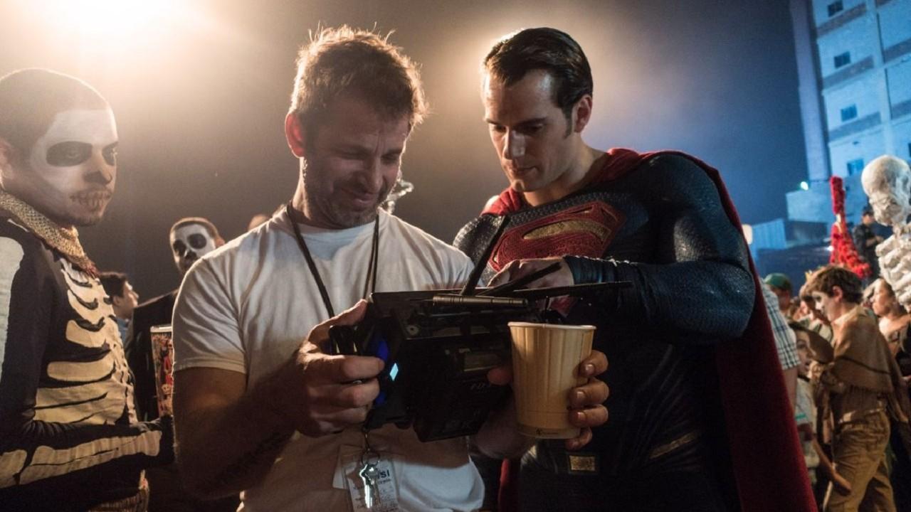 Zack Snyder Superman Man of Steel Warner Bros