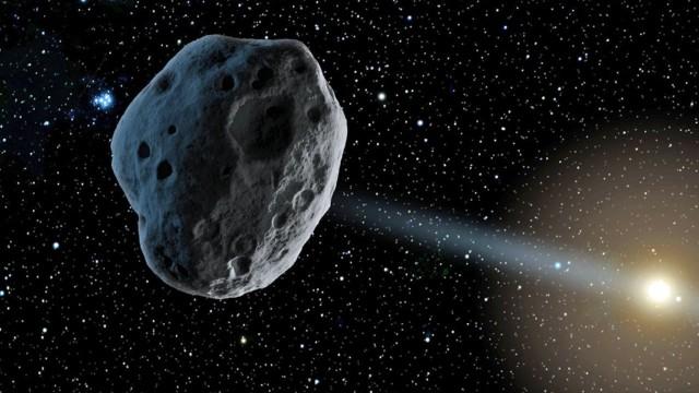 asteroide simulacion nasa choque tierra