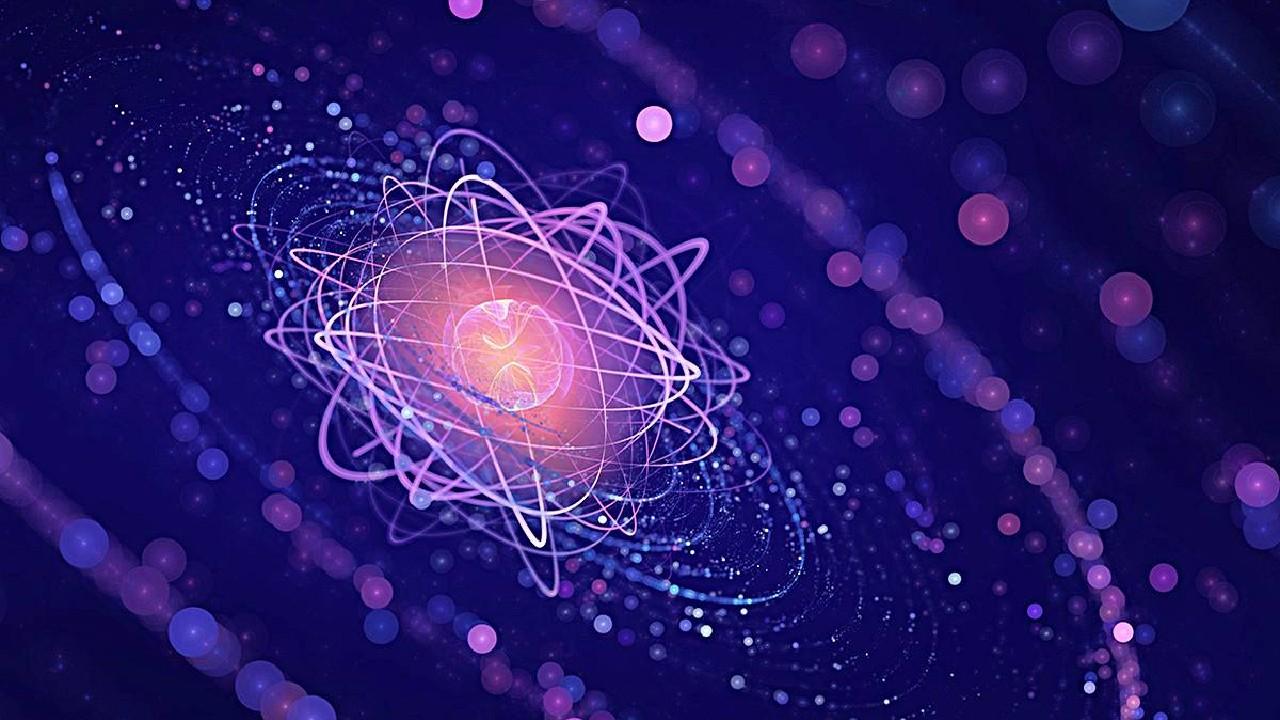 Científicos logran captar un átomo en alta resolución