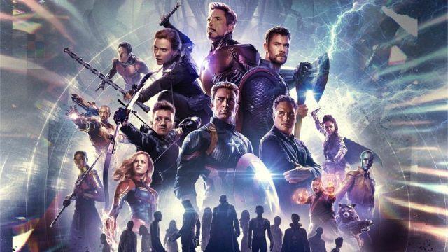 avengers endgame error película marvel