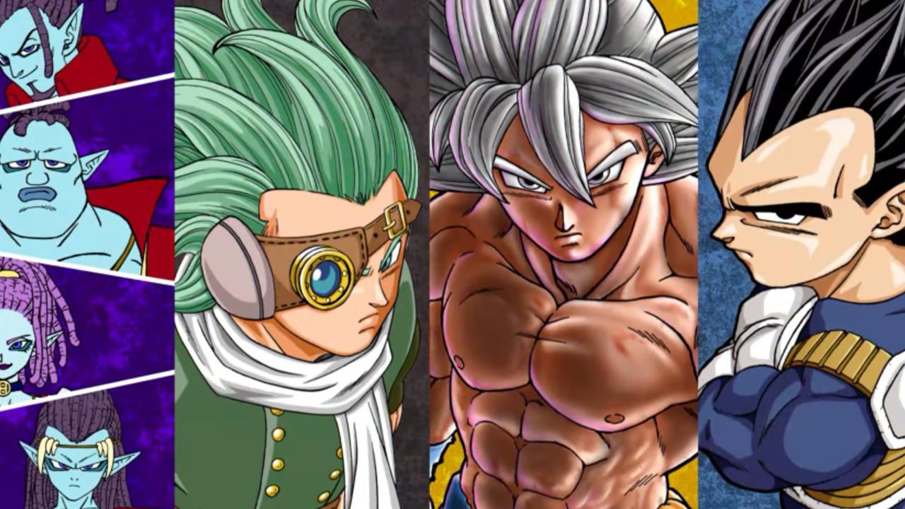 El manga de Dragon Ball Super va en el número 72