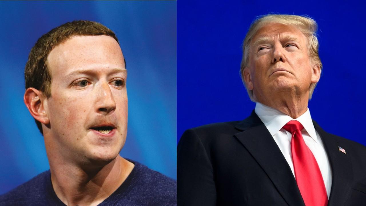Donald Trump vs Facebook y el baneo