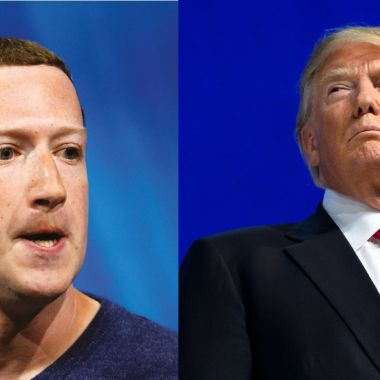 Donald Trump vs Facebook y el baneo