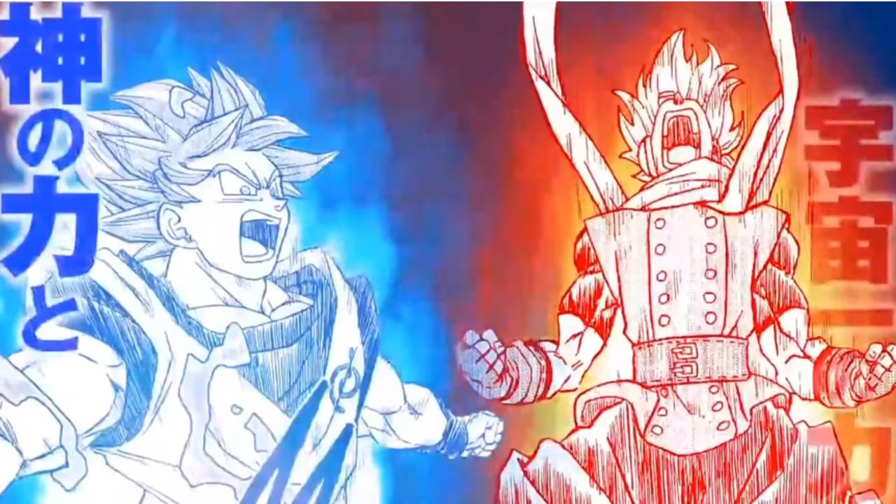 La pelea entre Goku vs Granola por fin inicio