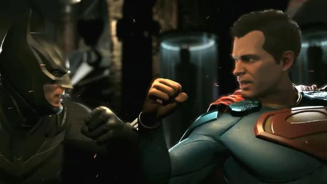 Injustice es la siguiente película de DC