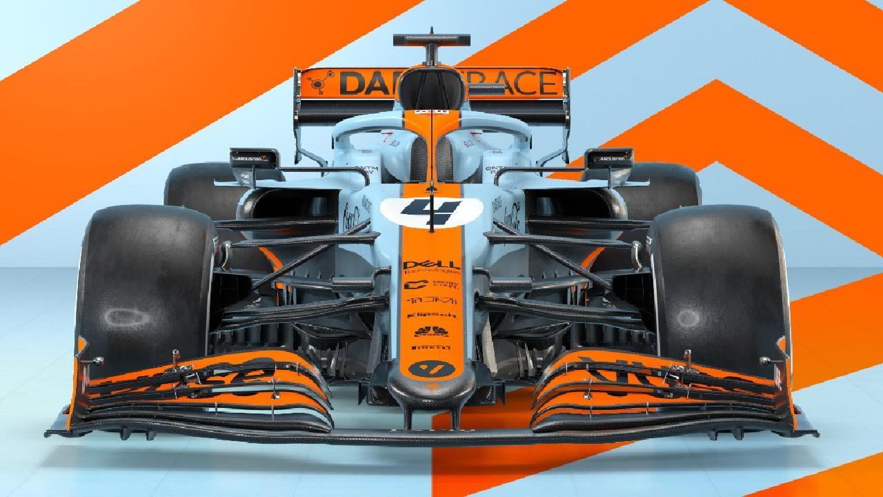 La nueva decoración de McLaren