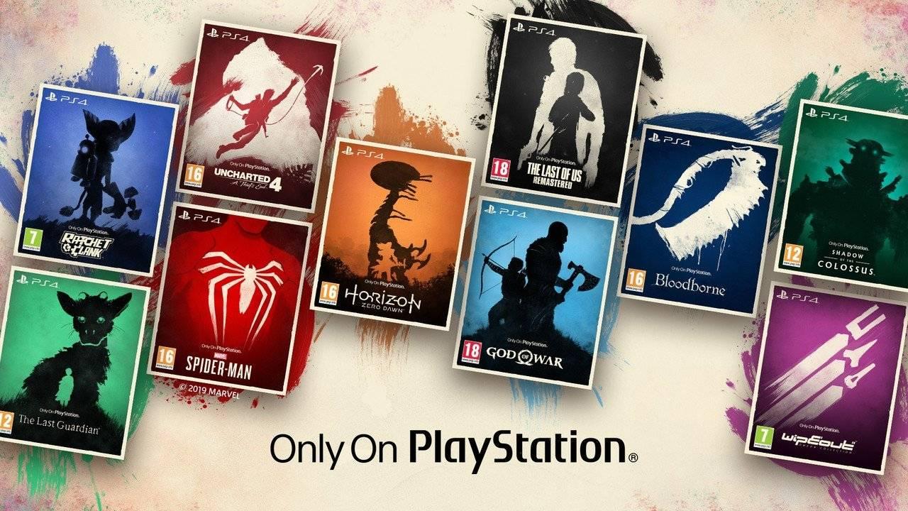 playstation exclusivos de ps4