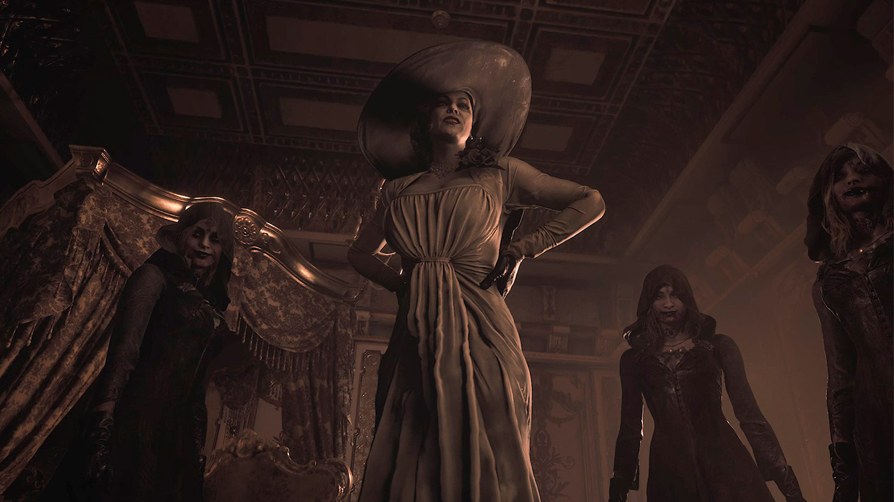 Resident Evil Village tiene mod de desnudos