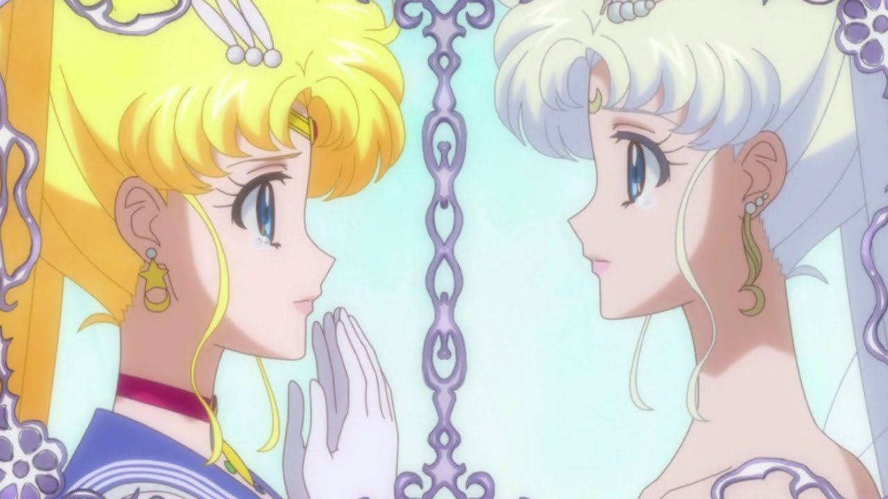 Cosplayer recrea un mágico momento entre Sailor Moon y la Princesa Serenity