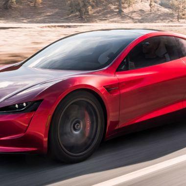 El Tesla Roadster todavía está en desarrollo