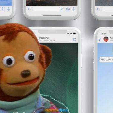 WhatsApp se está peleando en redes sociales