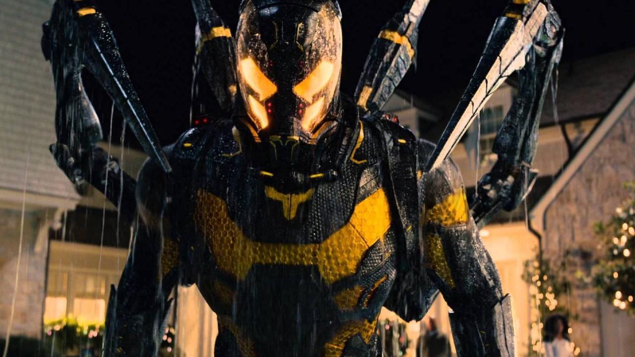 """Darren Cross """"Yellowjacket"""" regresará en Quantumania"""