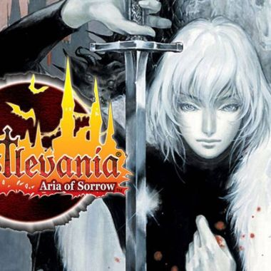 Castlevania Aria of Sorrow Remake Nintendo Switch Game Boy Advance