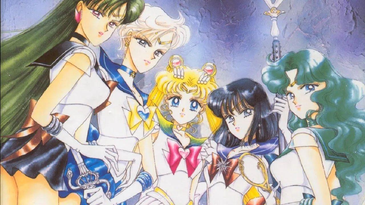 personajes sailor moon manga naoko takeuchi