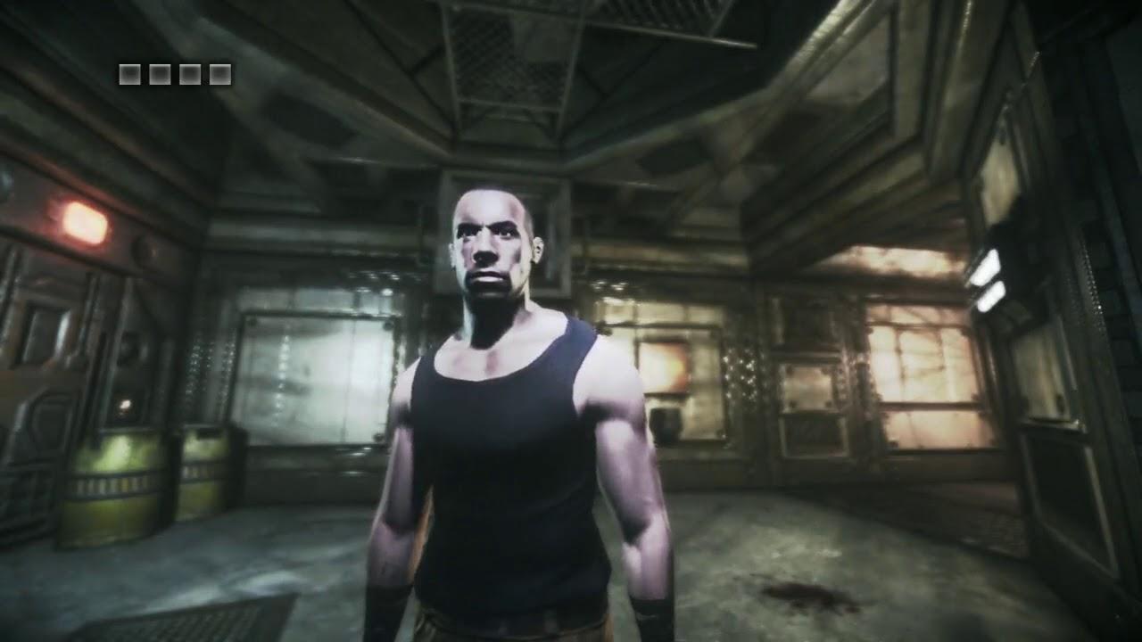 Vin Diesel Riddick 4 Películas Escape From Butcher Bay Videojuegos