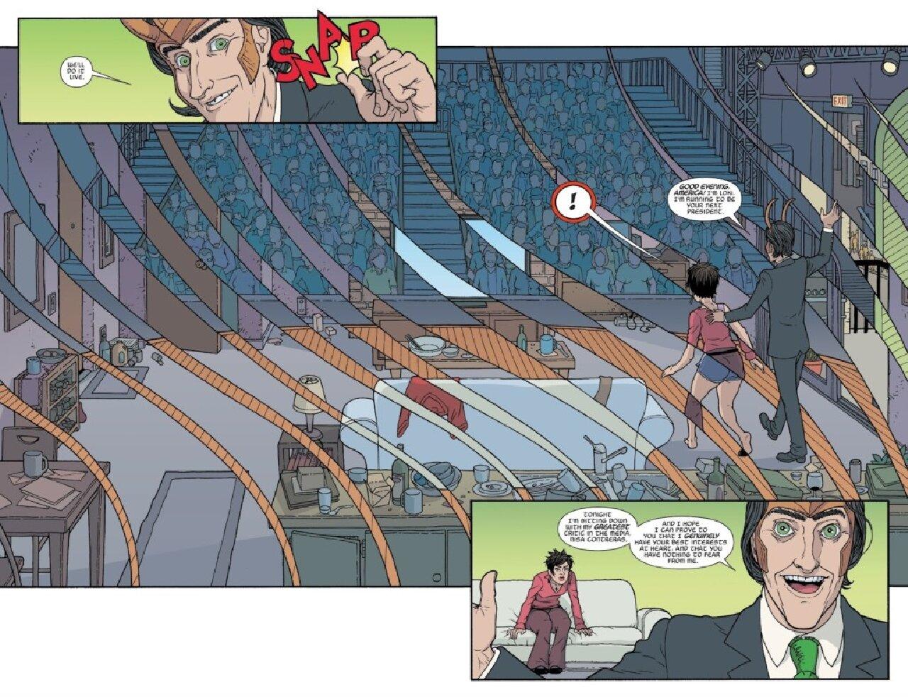 loki marvel serie vote loki cómics