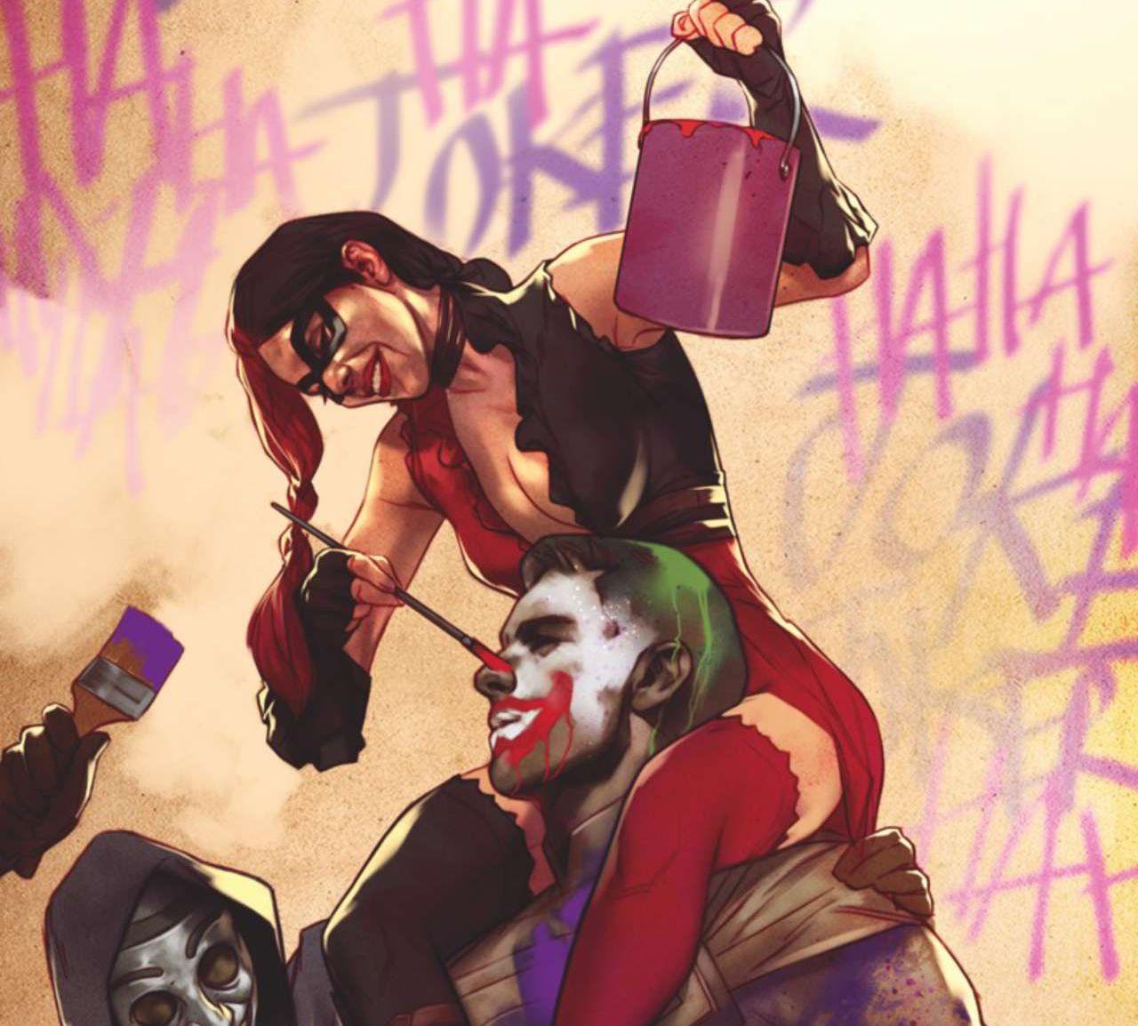 traje de harley quinn dc comics injustice