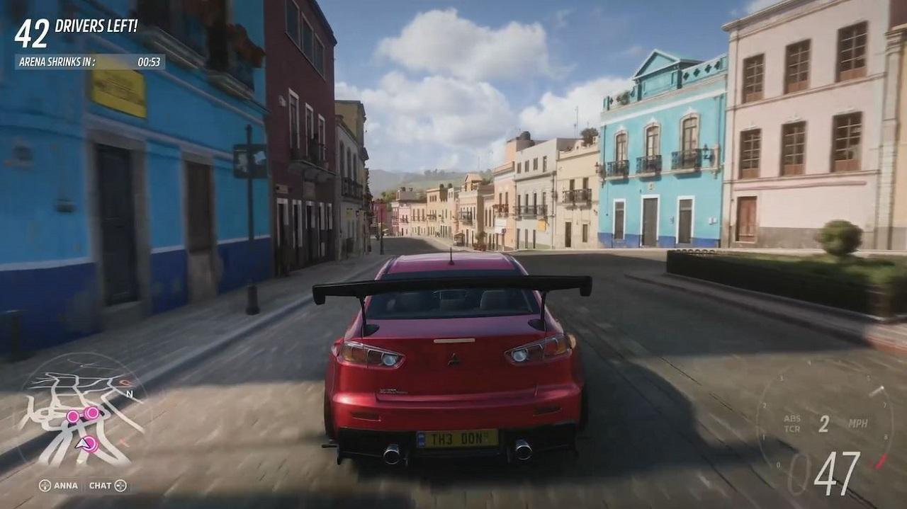 Turn 10 Studios Forza Horizon 5 Locaciones México