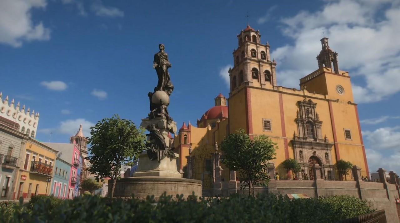 Locaciones Forza Horizon 5 México Guanajuto