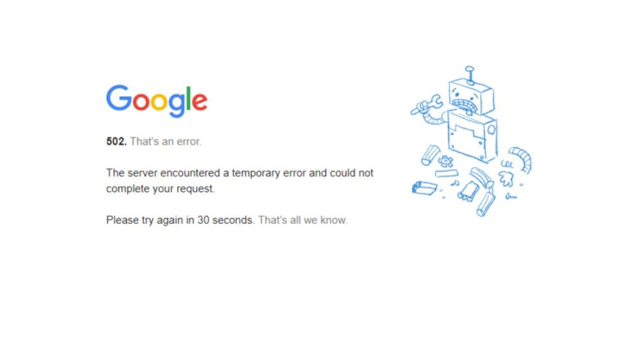 Google Android Fallo Cómo Solucionar el Problema