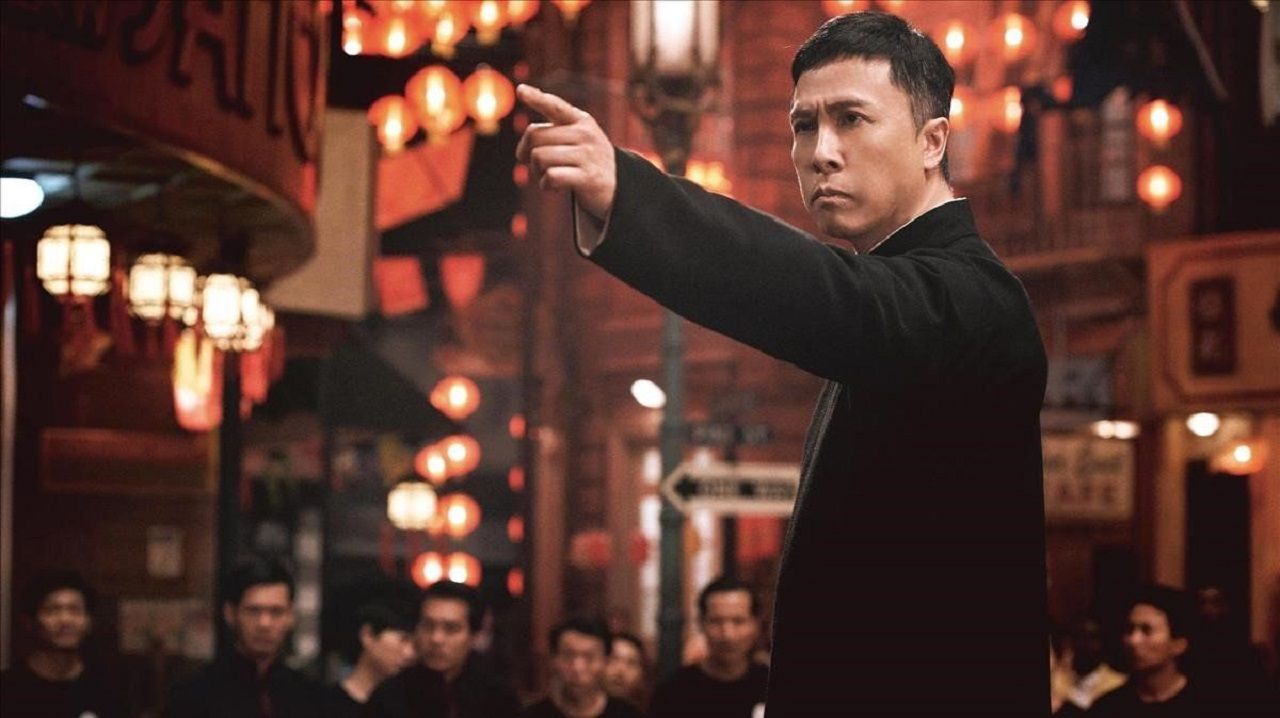 Donnie Yen Ip Man Película John Wick