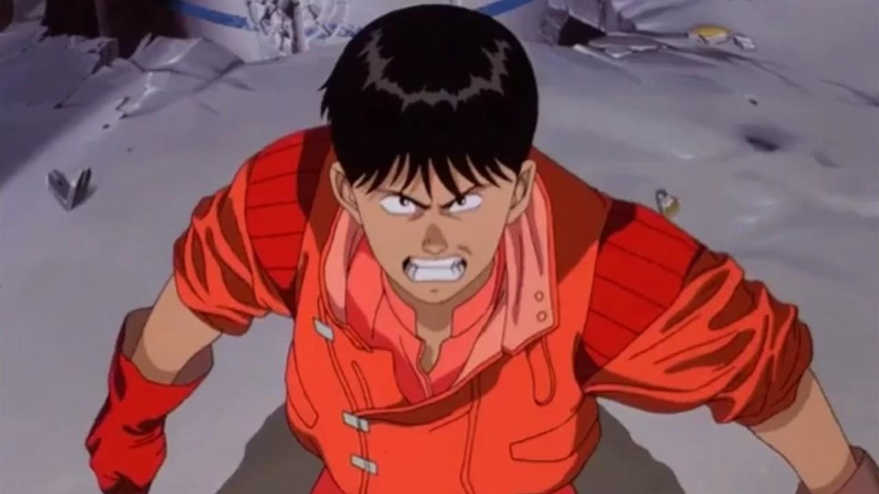 Akira Anime Chaqueta Kaneda Fumination