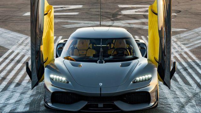 vulcanol koenigsegg autos combustible superdeportivos