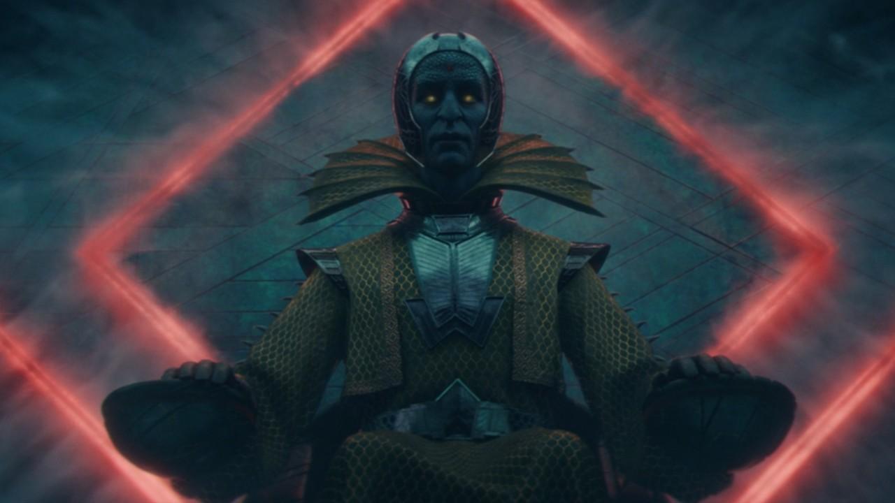 loki serie guardianes del tiempo robots capitulo 4 serie