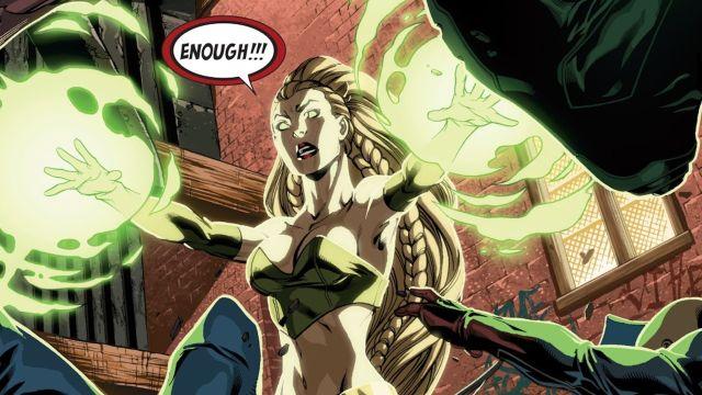 loki serie Enchantress Sylvie comic marvel