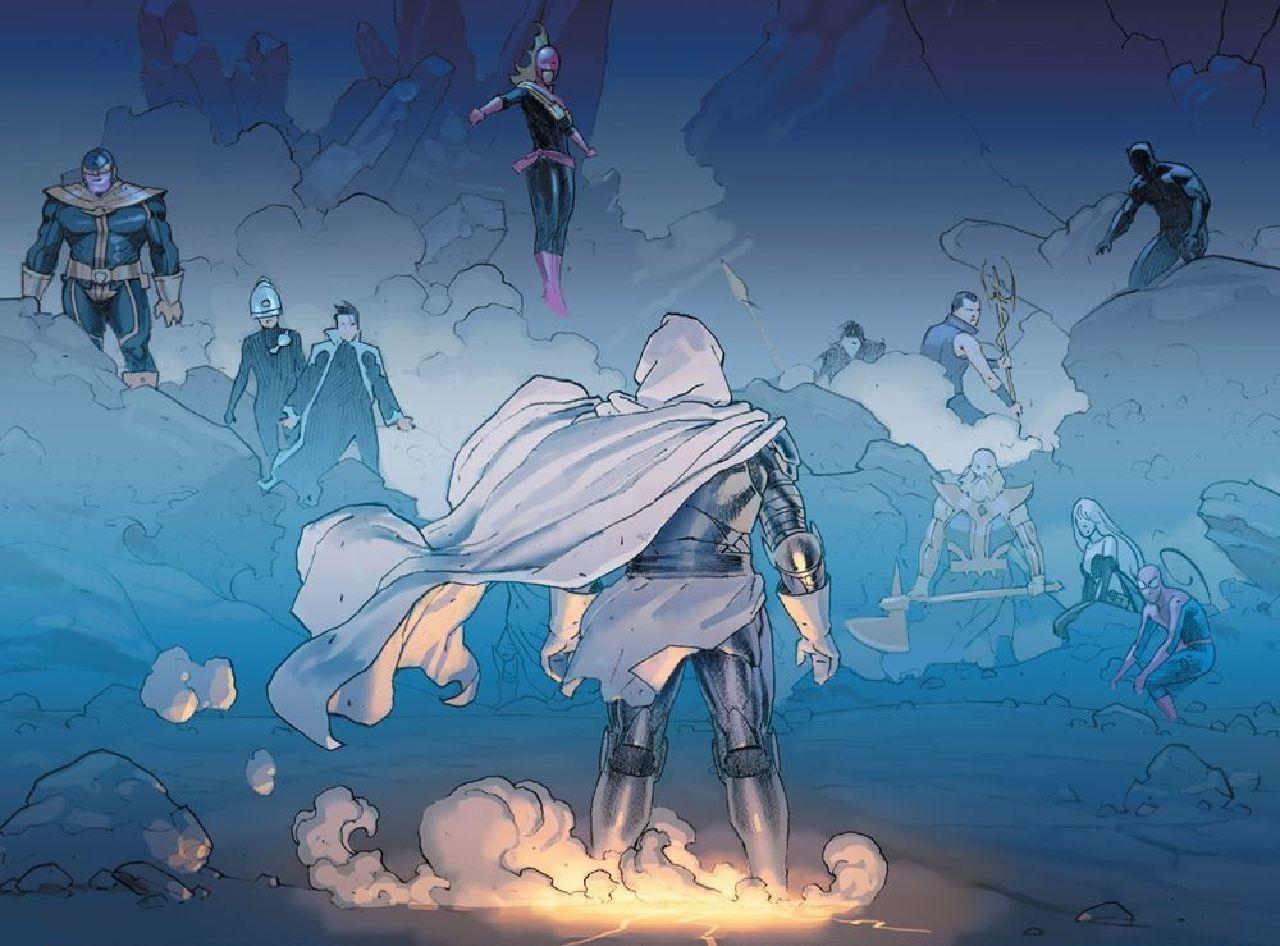 marvel comics mayores amenazas doom