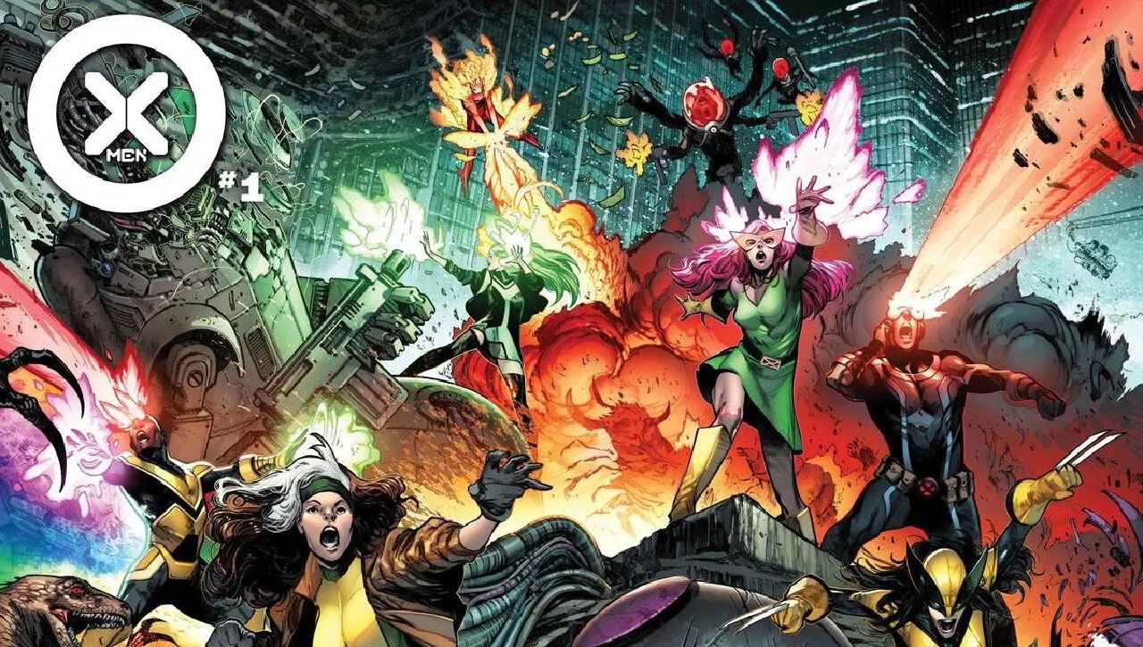 x-men comics gerry duggan nuevo equipo