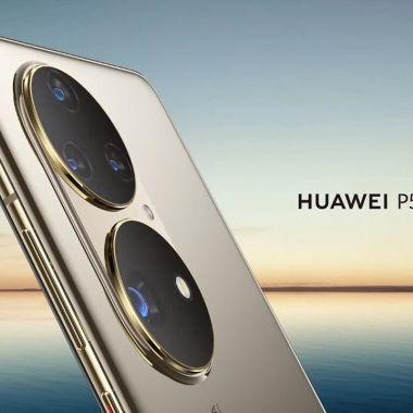 Nuevo Huawei P50 Series Diseño Cámaras