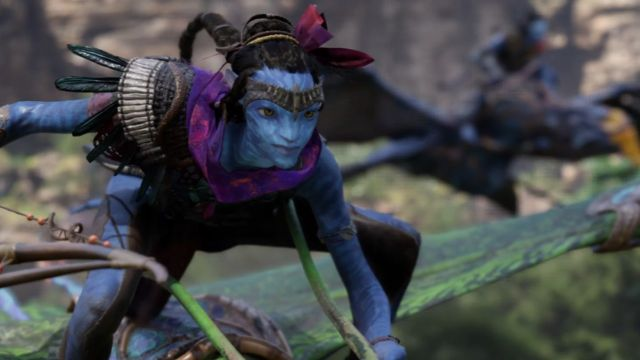 MX ubisoft Imagen del avatar Avatar Frontiers of Pandora Ubisoft James Cameron