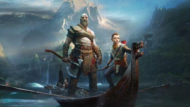 God of war kratos ps5 ps4 playstation