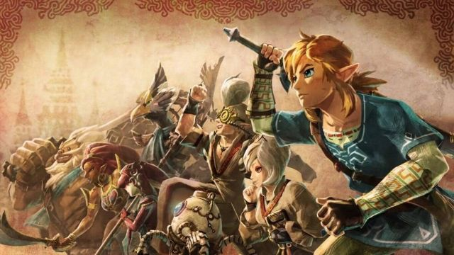 DLC Hyrule Warrios Age of Calamity Pulse of the Ancients