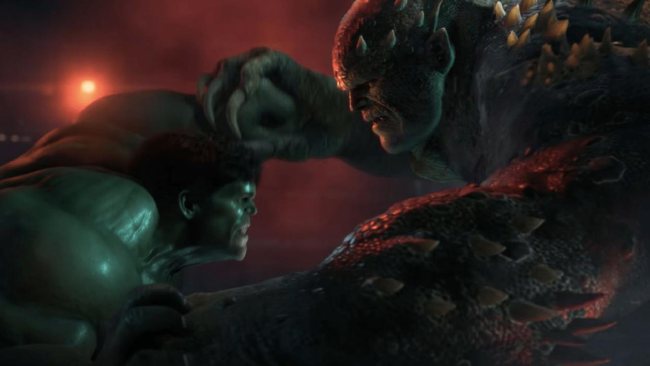 the incredible hulk abominación mcu