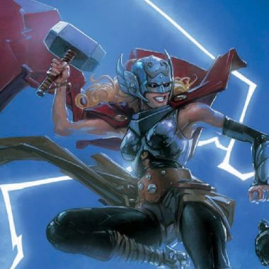 thor love and thunder jane foster