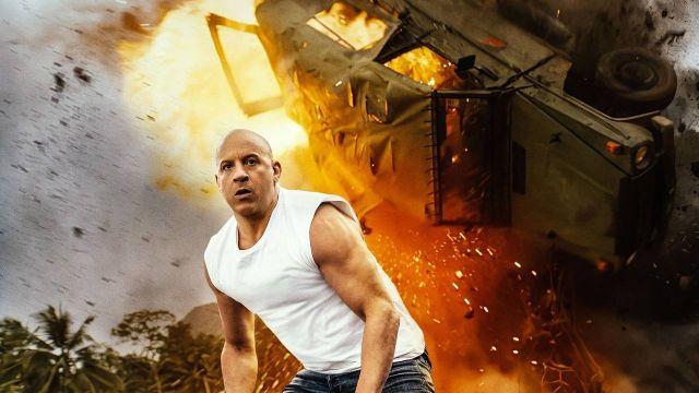 Vin Diesel F9 Nuevas Películas Rápidos y Furiosos 10