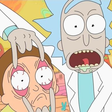 Fortnite Temporada 7 Rick and Morty