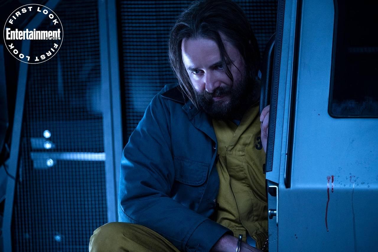 Scarecrow Titans Temporada 3 Vincent Kartheiser Dr. Jonathan Crane