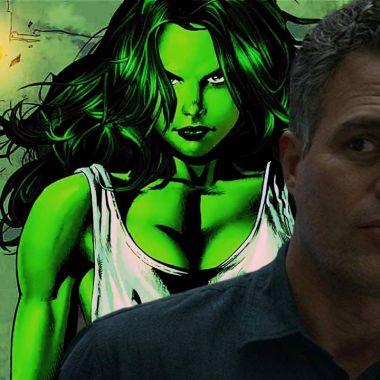 Mark Ruffalo Serie She-Hulk Hulk Disney+ Estreno