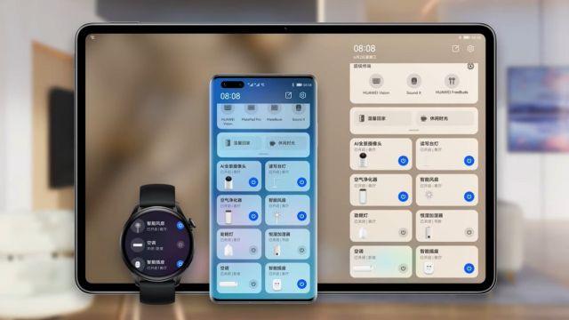 Sistema Operativo HarmonyOS Huawei